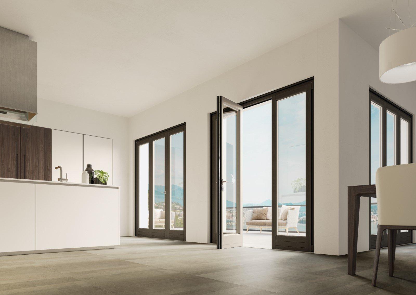 Soglie per finestre moderne best ecoclima custom di erco - Soglie finestre moderne ...