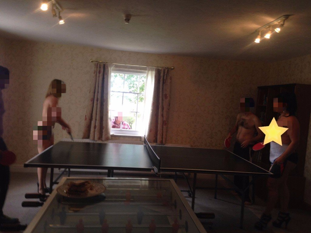 Girls Playing Sports Twisted Hen And Stag Parties