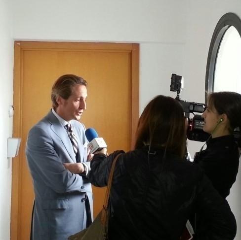 Primo Canale, Intervista al dott. Paolo Brunamonti Binello