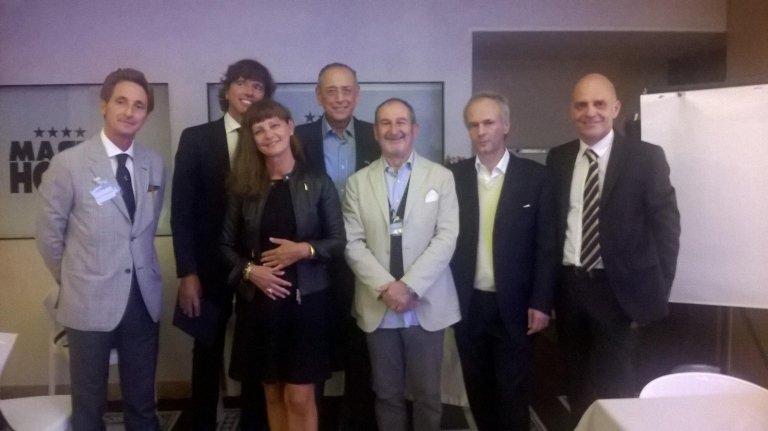 Congresso ANDI Savona 2016 - con gli amici di sempre