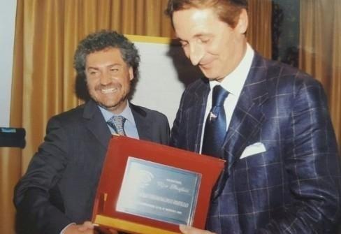 Dott. Prof. Paolo Brunamonti Binello Premio Profeti