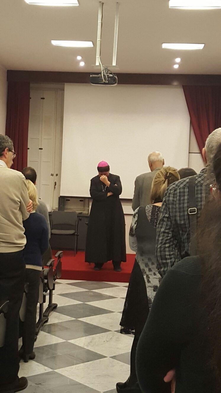 Preparazione al Santo Natale con la guida di Mons.Anselmi