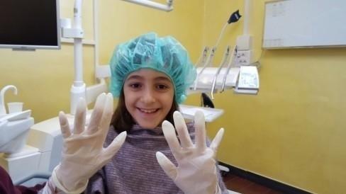curriculum dentista Brunamonti Paolo