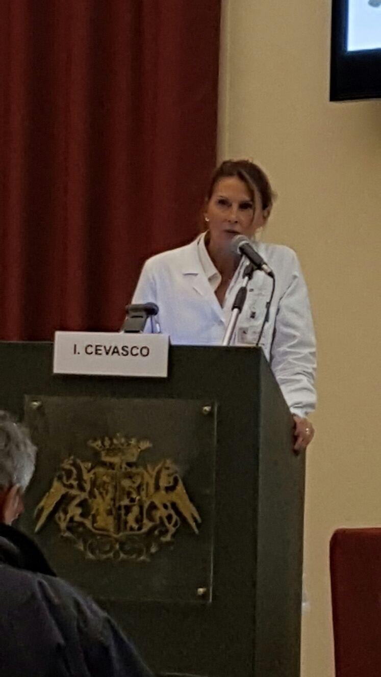 Dott. I. Cevasco - Ufficio Struttura Professioni Sanitarie