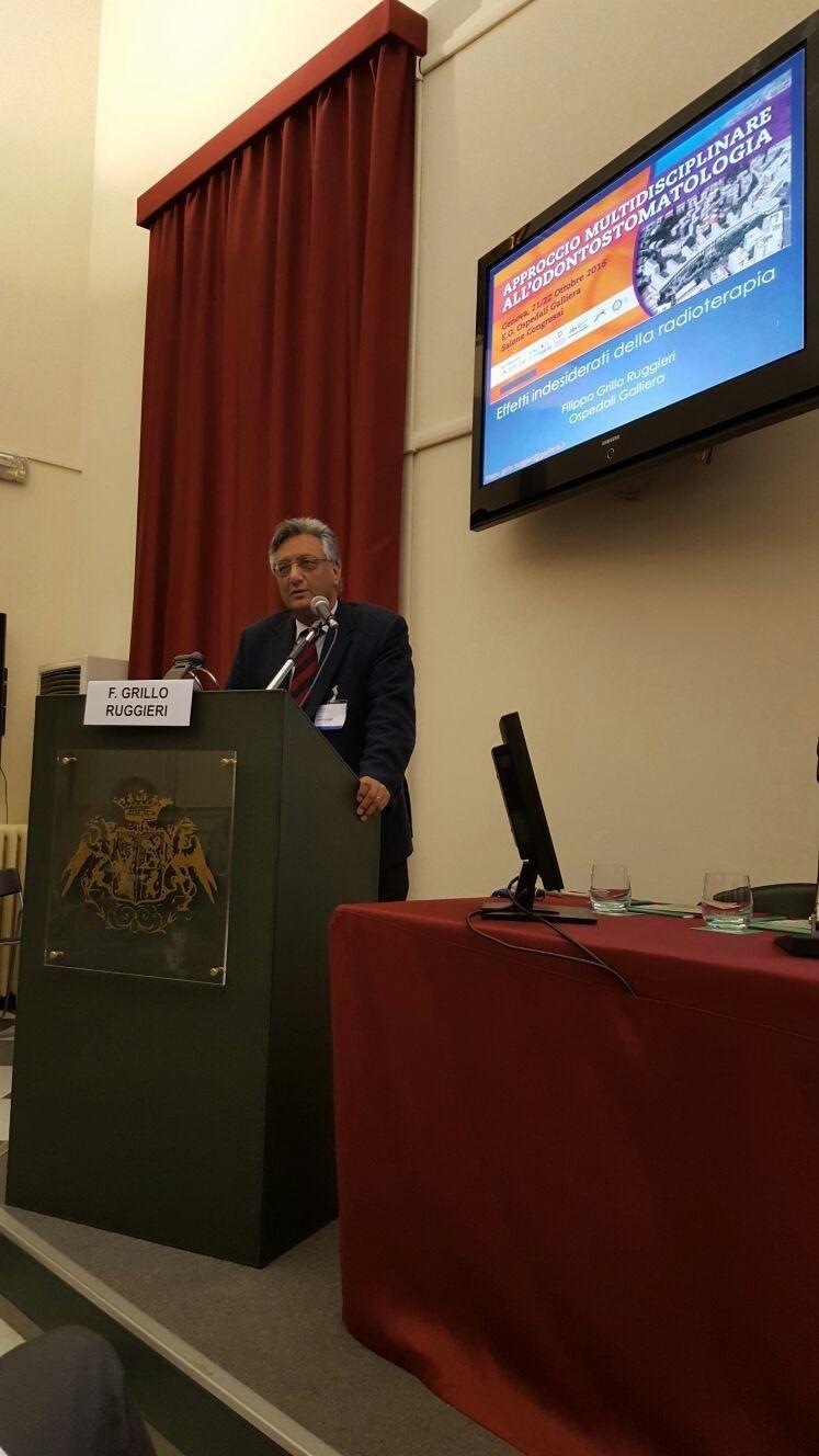 Dott. F. Grillo Ruggeri SC Radioterapia
