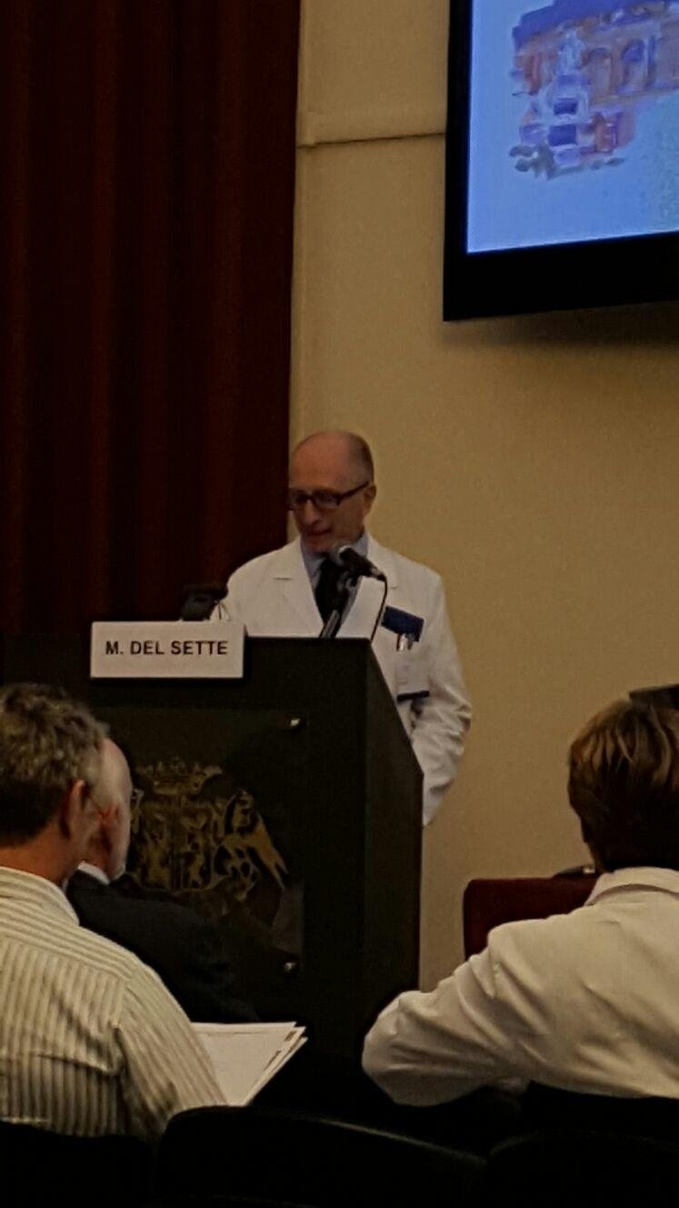 Dott. M Del Sette SC Neurologia