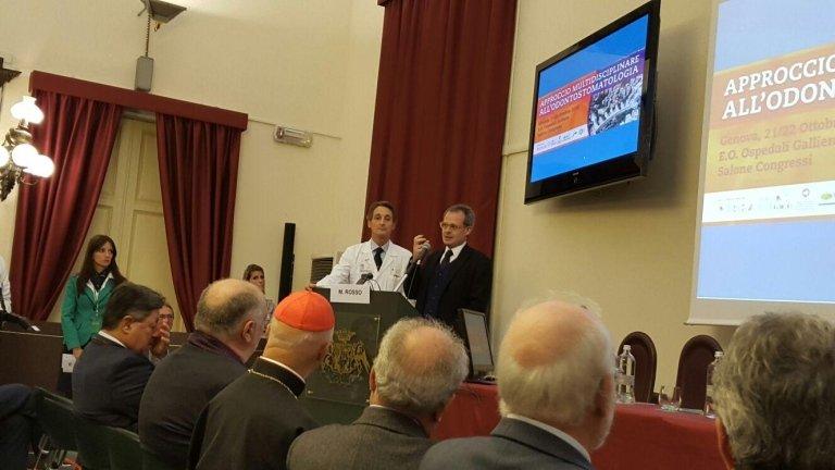 Dott. Matteo Rosso consigliere regionale Presidente Commissione Sanità