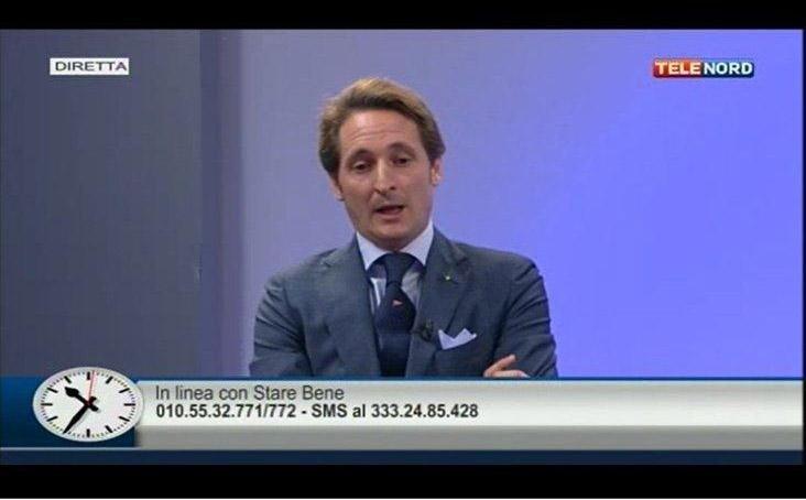 Telenord, Intervista al Prof. Dott. Paolo Brunamonti Binello Paolo