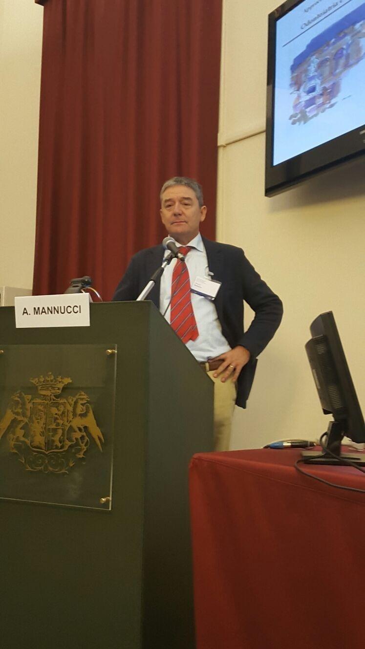 Dott. A. Mannucci Medicina Legale