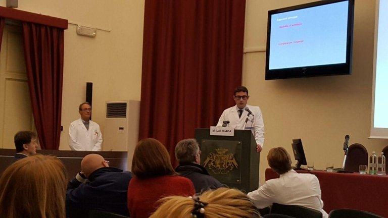 Dott. M. Lattuada SC Anestesia e Rianimazione