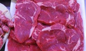 della carne vista da vicino