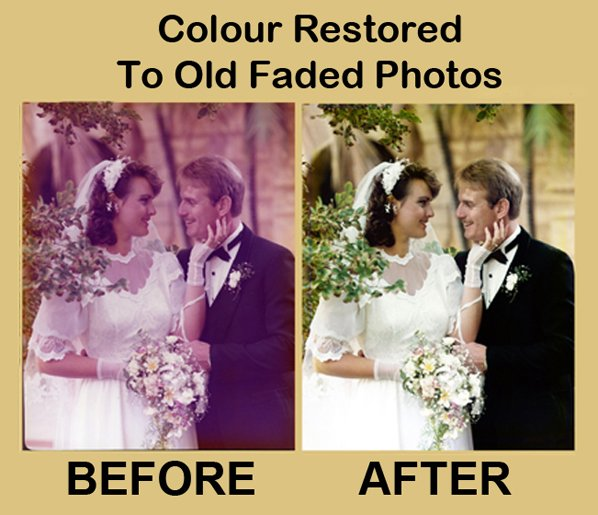 discount picture framing photo restoration