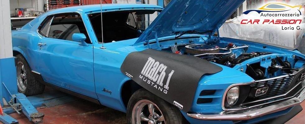 restauro auto, restauro auto d