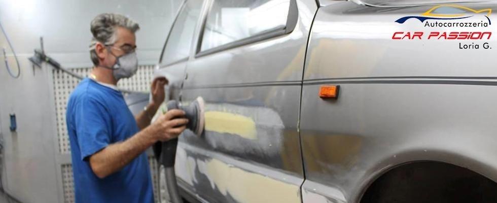 Riparazione carrozzerie, riparazione auto
