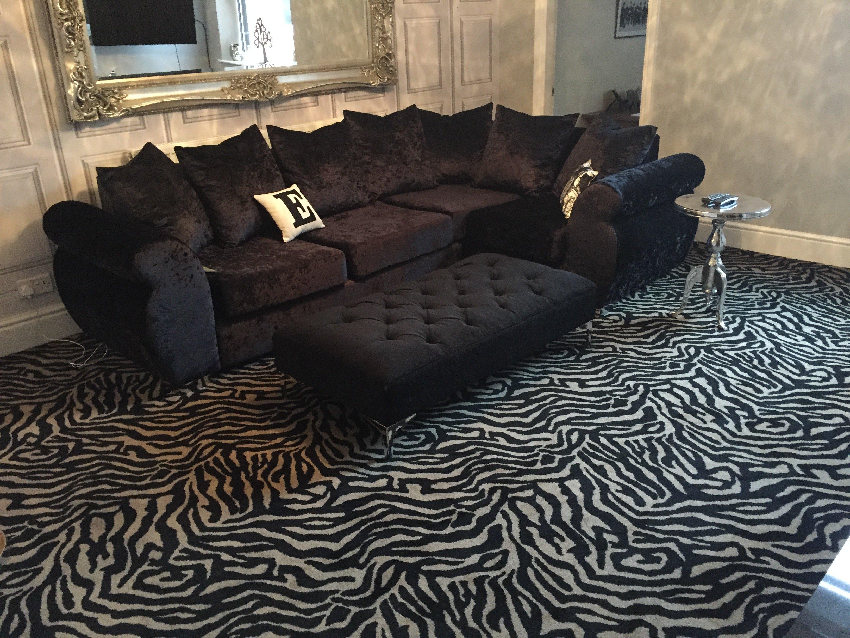 Cashmere Zebra