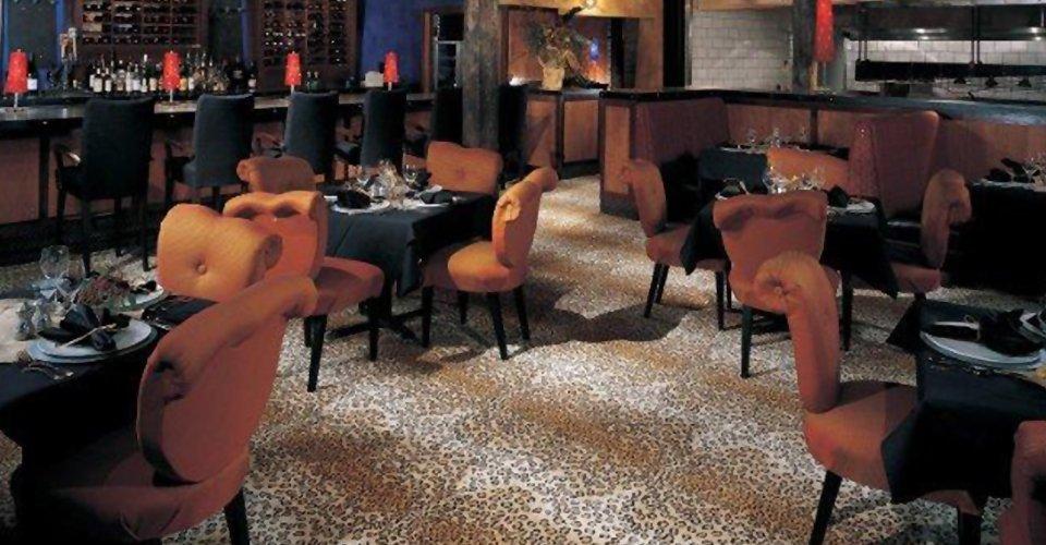 leopard skin carpets