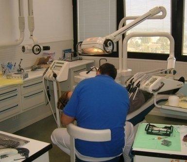 controllo cavo orale