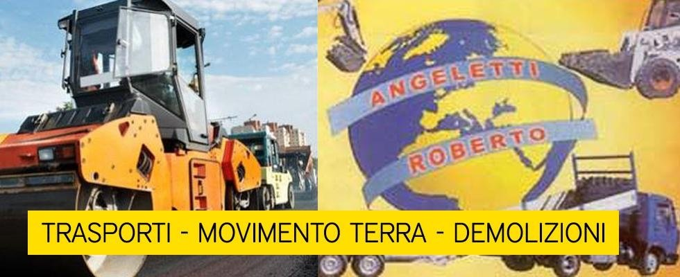 angeletti movimento terra
