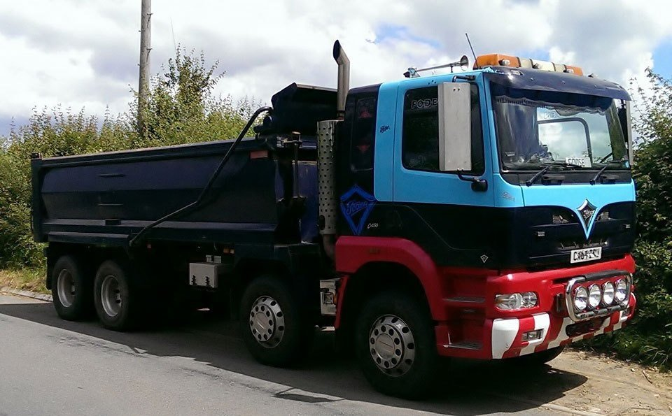 lorry hire specialists