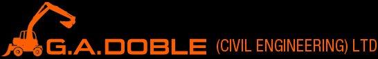 G A Doble logo