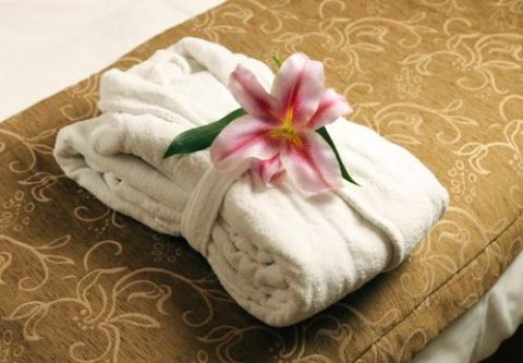 asciugamani e accappatoi per hotel