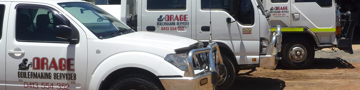 drage boilermaking services parked vehicles