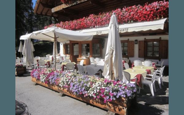 ristorante tipico cortina