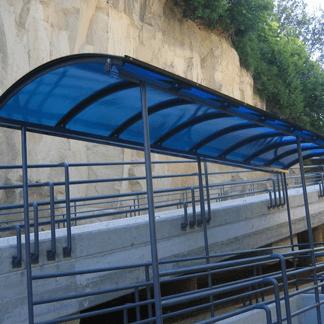 Tunnel protezione