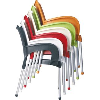 Sedie vari colori