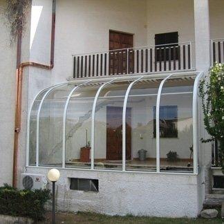 Installazione veranda
