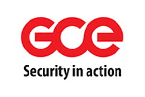 logo GCE security in action