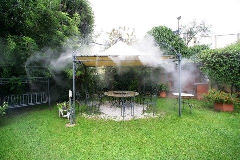Climatizzazione di ambienti esterni