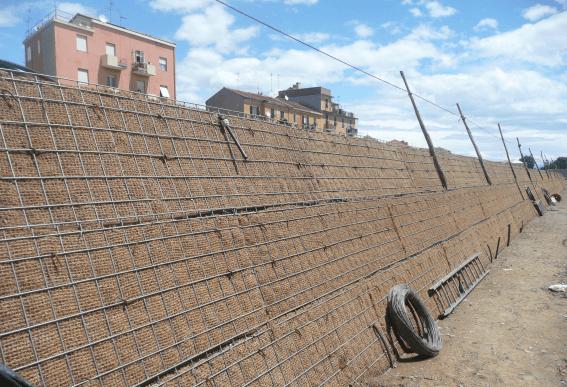 Realizzazione Terre Armate a Volterra