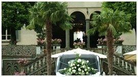 feste matrimonio villa