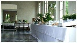 fornitura allestimenti nozze
