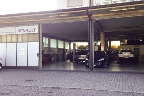 Installazione componenti auto