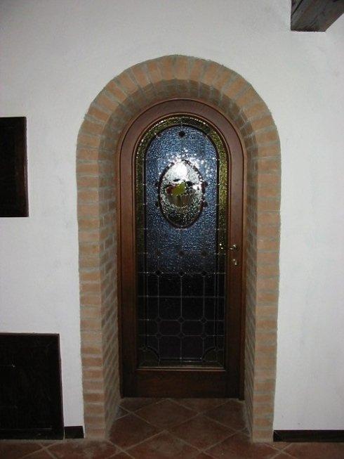 porte, porte vetro, serramenti