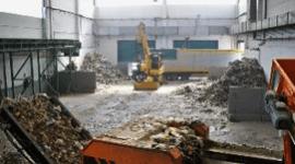 impianti di lavorazione dei rifiuti