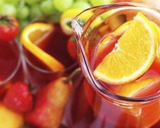 Alcool con frutta
