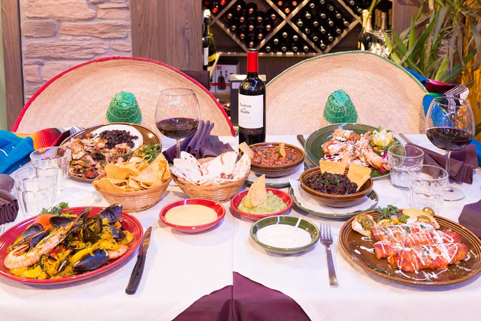 Piatti messicani