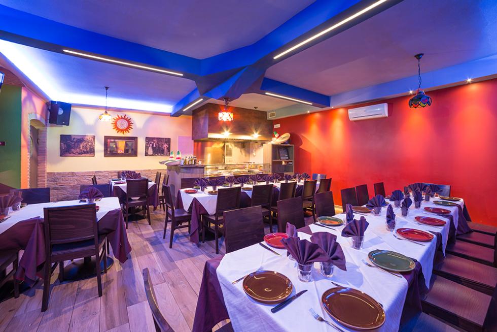 ristorante messicano