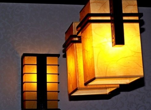 Ristorante Yuan Sushi Wok - Atmosfera orientale