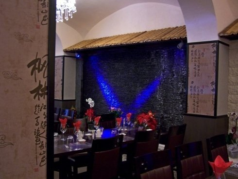 Ristorante Yuan Sushi Wok Savona - Sala in entrata