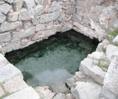 San Saturnino - Le Terme
