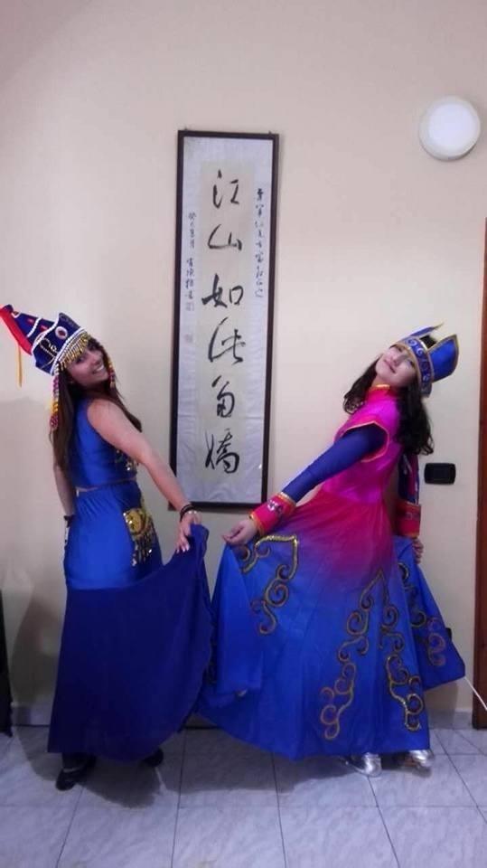Vestiti Mongolia