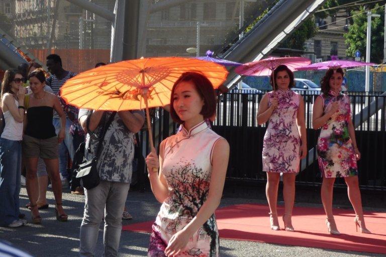 Qipao Show