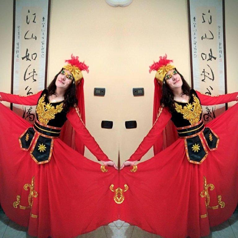 Vestiti tradizionali Mongolia