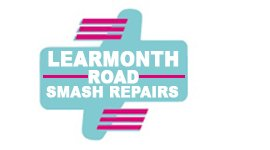 learmont road smash repairs logo