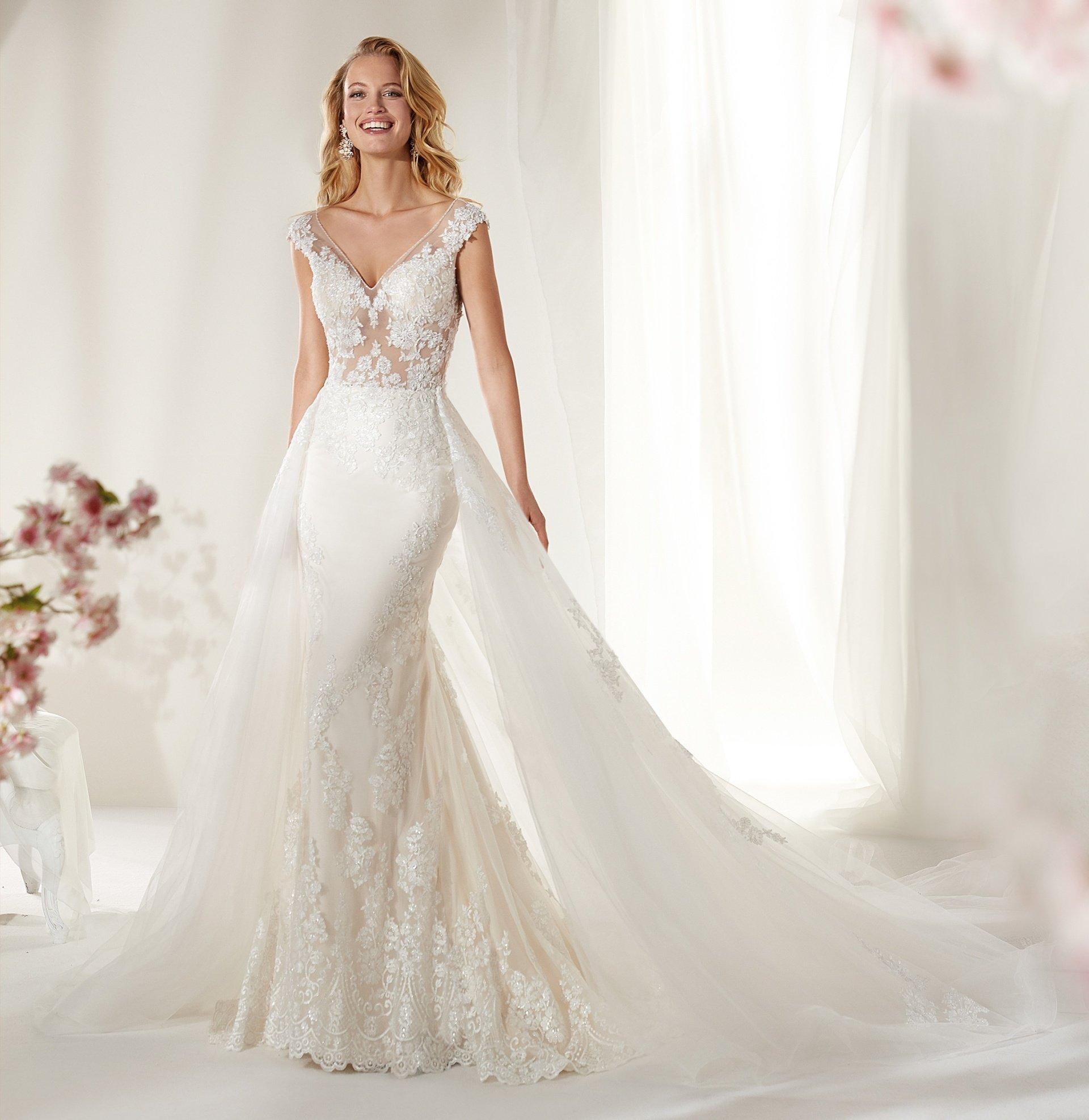 5fc0f778b89a Come scegliere il tuo abito da sposa   Sei semplici consigli per l abito  perfetto