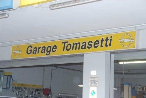 Garage Tomasetti
